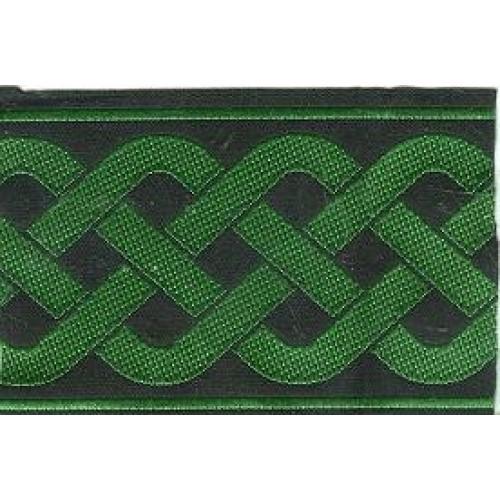 Slip Lead Green Weave