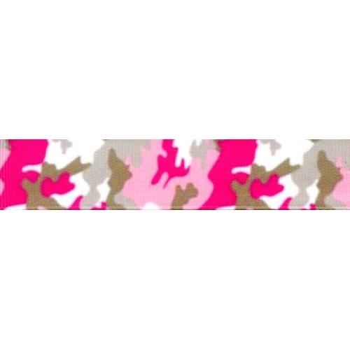 Standard Leash Camo Pink