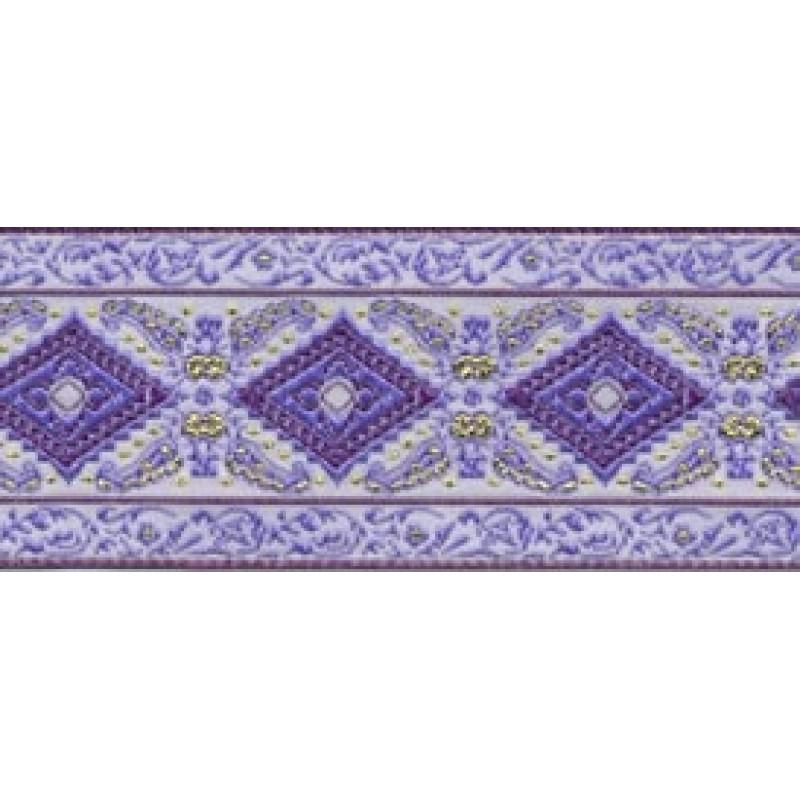 Prong Purple Diamonds