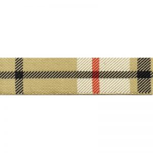 Standard Leash Tartan Tan