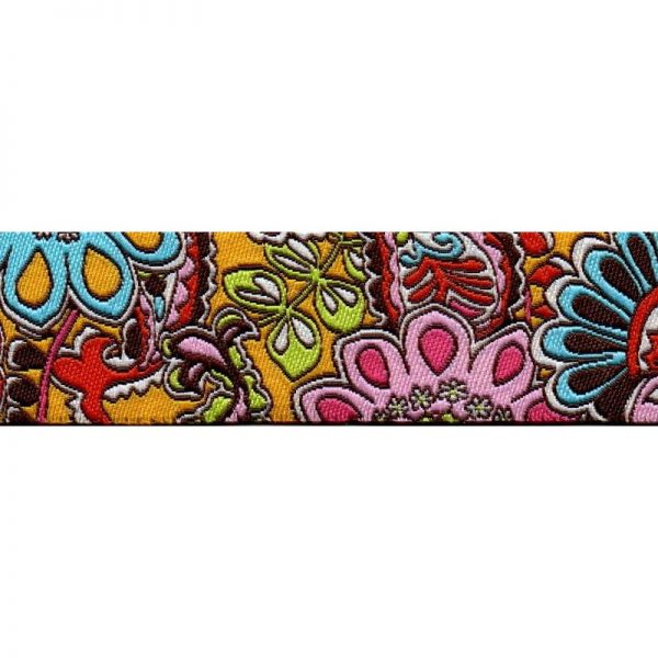 Standard Leash 70's Floral Narrow