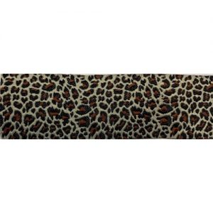 Standard Leash Leopard Narrow