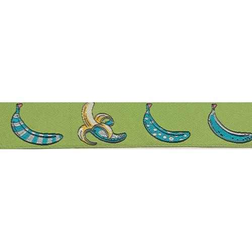Standard Leash Bananas Green