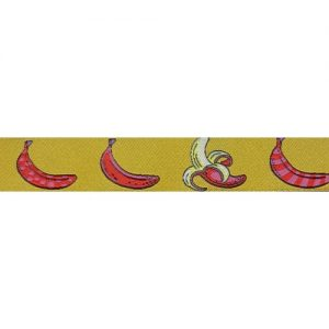 Standard Leash Bananas Yellow