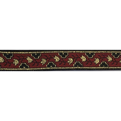 Standard Leash Red Garden Narrow